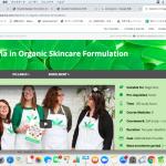 イギリスのオンラインスクール・Formula Botanicaでオーガニックコスメビジネスの作り方を学ぶ